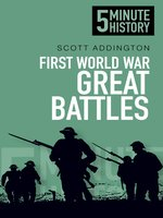 First World War Great Battles