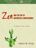 Zen and the Art of the Motorcycle Maintenance