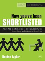 Now You've Been Shortlisted