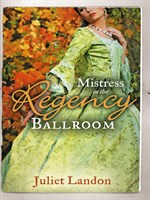Mistress in the Regency Ballroom