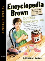 Encyclopedia Brown Double Mystery #4