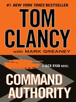 Click here to view eBook details for Command Authority by Tom Clancy