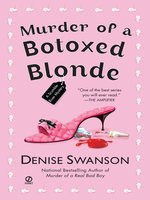 Murder of a Botoxed Blonde