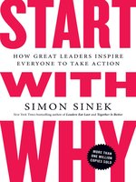 Click here to view eBook details for Start with Why by Simon Sinek