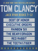 Jack Ryan, Books 7-12