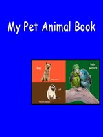 My Pet Animal Book
