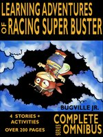 Picture of Complete Learning Adventures of Racing Super Buster