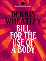 Bill for the Use of a Body