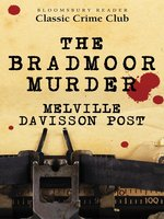 The Bradmoor Murder