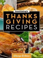 Good Eating's Thanksgiving Recipes