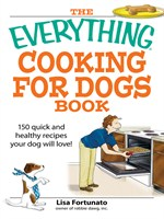 Everything Cooking for Dogs Book