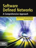 Click here to view eBook details for Software Defined Networks by Paul Goransson