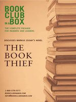 Bookclub-in-a-Box Discusses Markus Zusak's Novel, The Book Thief