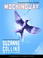 Click here to view Audiobook details for Mockingjay by Suzanne Collins