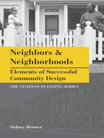 Neighbors & Neighborhoods