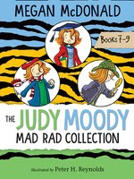The Judy Moody Mad Rad Collection