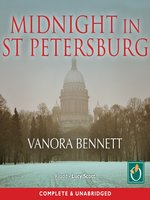 Midnight in St Petersburg