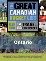 The Great Canadian Bucket List — Ontario