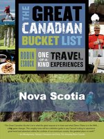 The Great Canadian Bucket List — Nova Scotia