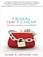 Frugal Isn't Cheap