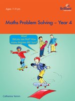 Picture of Maths Problem Solving Year 4