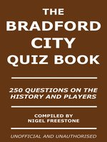 The Bradford City Quiz Book