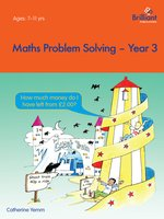 Picture of Maths Problem Solving, Year 3