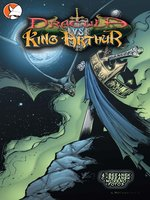 Dracula Vs. King Arthur, Issue 1