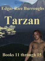 Tarzan books 11 through 15