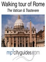 mp3cityguides Guide to Rome - the Vatican and Trastevere