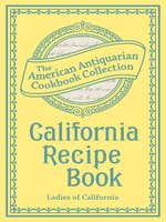 California Recipe Book