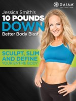 Jessica Smith 10lbs Down Better Body Blast