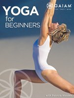 Yoga for Beginners W/Patricia Walden