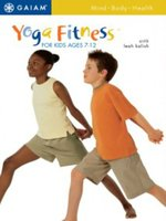 Yoga Fitness For Kids 7-12