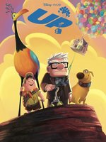 Up Movie Storybook
