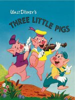Walt Disney's Three Little Pigs