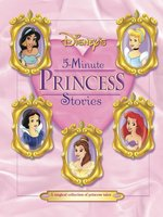 Disney's 5 Minute Princess Stories