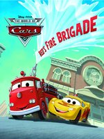 Red's Fire Brigade (World of Cars Customization #1)