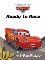Lightning McQueen Ready to Race