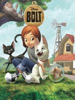 Bolt Movie Storybook