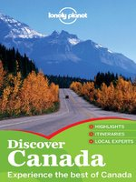 Click here to view eBook details for Discover Canada by Lonely Planet