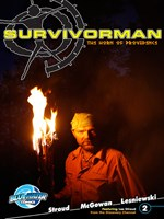 Survivorman: The Horn of Providence, Issue 2
