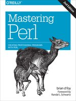 Click here to view eBook details for Mastering Perl by brian d foy