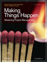 Click here to view eBook details for Making Things Happen by Scott Berkun