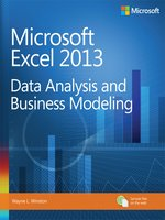 Click here to view eBook details for Microsoft Excel 2013 by Wayne L. Winston