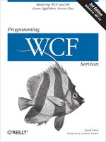 Click here to view eBook details for Programming WCF Services by Juval Lowy