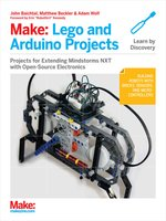 Make: Lego and Arduino Projects