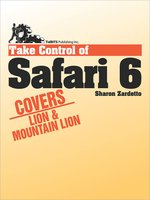 Take Control of Safari 6