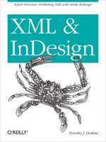 XML and InDesign