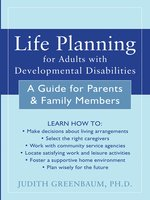 Life Planning for Adults with Developmental Disabilities